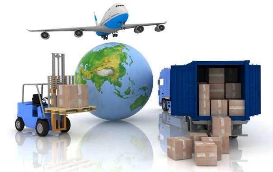 Những mặt hàng được vận chuyển đi Đức