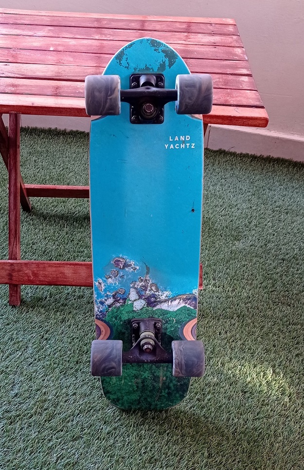 landyachtz dinghy - how much does  a mini cruiser longboard cost?