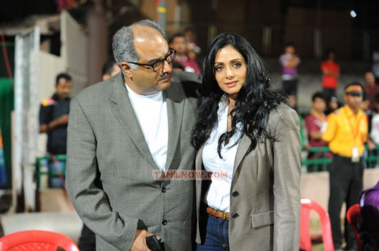 3. Sridevi and Boney Kapoor