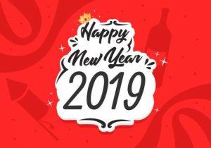 Happy New Year Status 2019