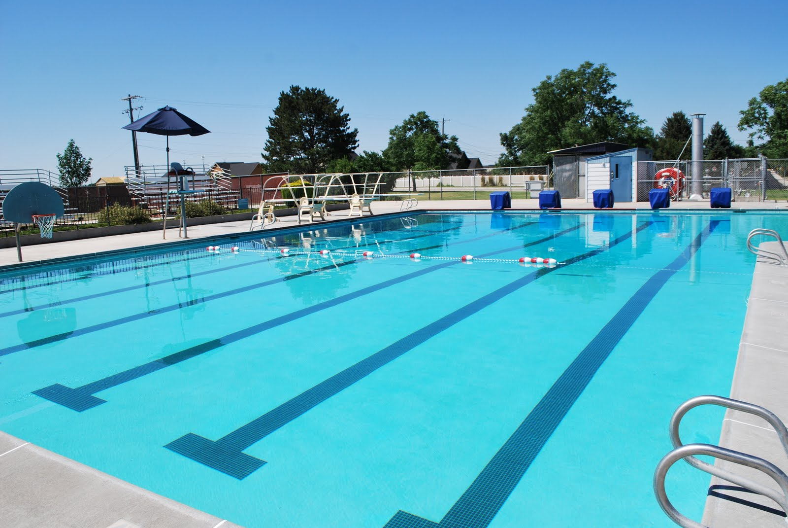 Swimming Facility Pictures