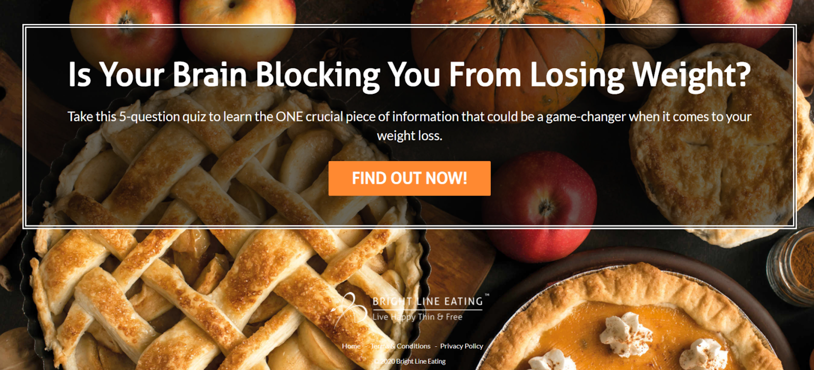 what's blocking you from losing weight quiz