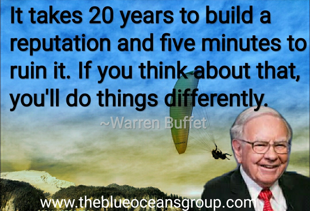 Warren Buffett best Quote to life
