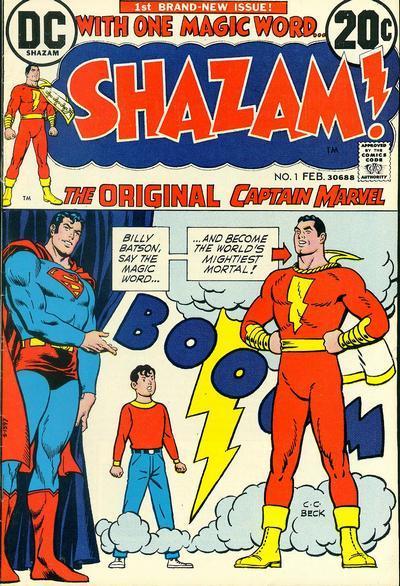 Image result for shazam 1 fandom
