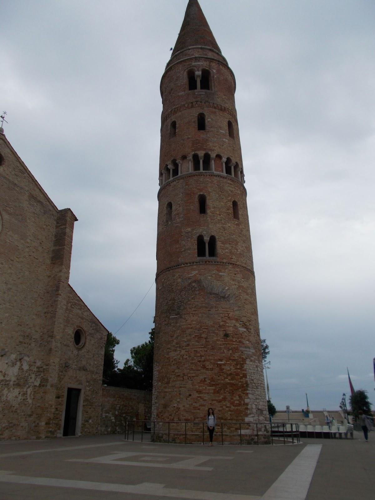 Kostol v Caorle