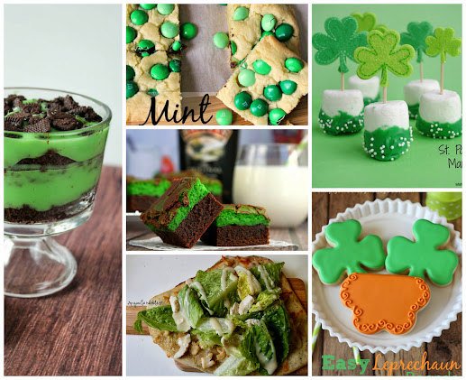 6 Sweet & Savory St Patrick's Day Recipes | Anyonita Nibbles