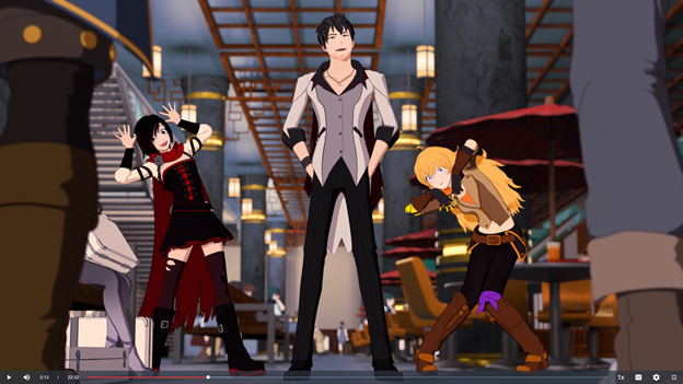 RWBY Volume 6 Episode 1 - Argus Limited: Review