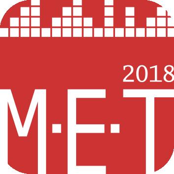#MET2016 logo