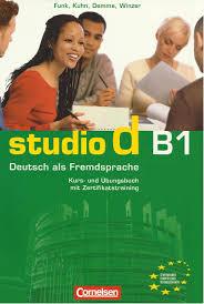 Giáo trình Studio d B1