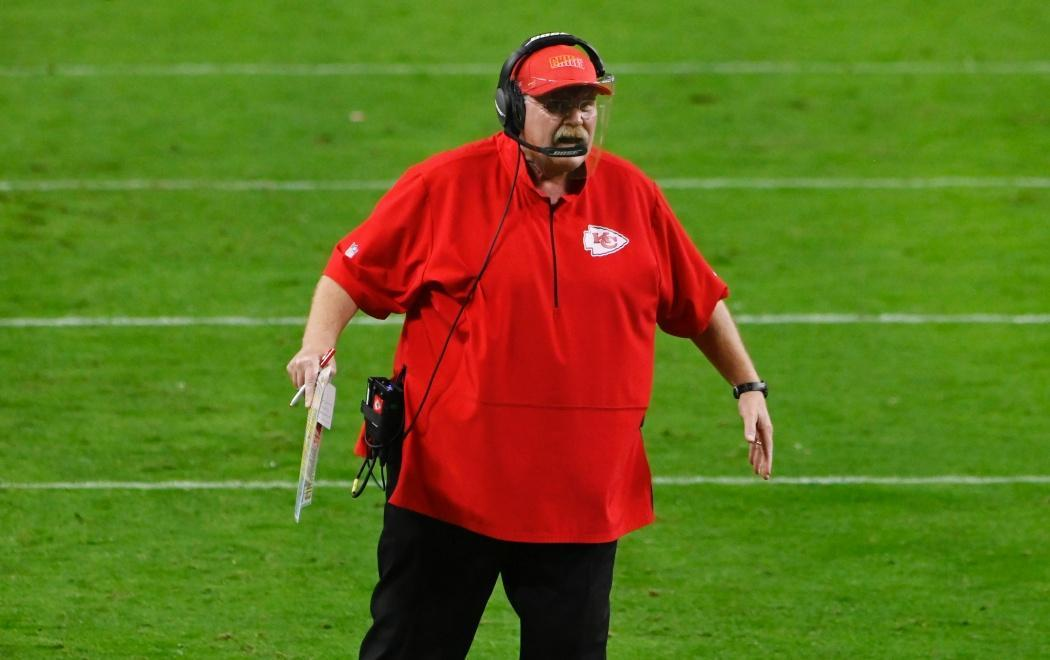 Unique Andy Reid Artifacts Arrive in Canton   Pro Football Hall of Fame  Official Site