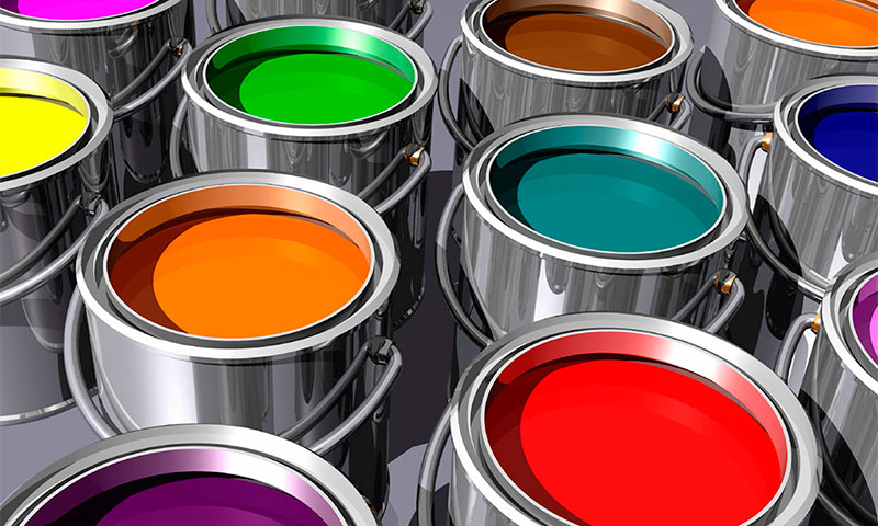 Types of Paints for Exterior Walls, Types of Paints for Interior Walls,