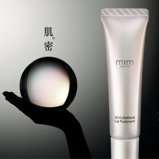 1. MTM 3D - CollaMoist Lip Treatment