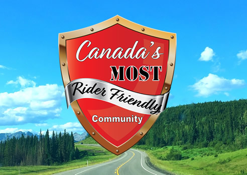 Tell us what makes this community friendly to motorcycle tourism:
