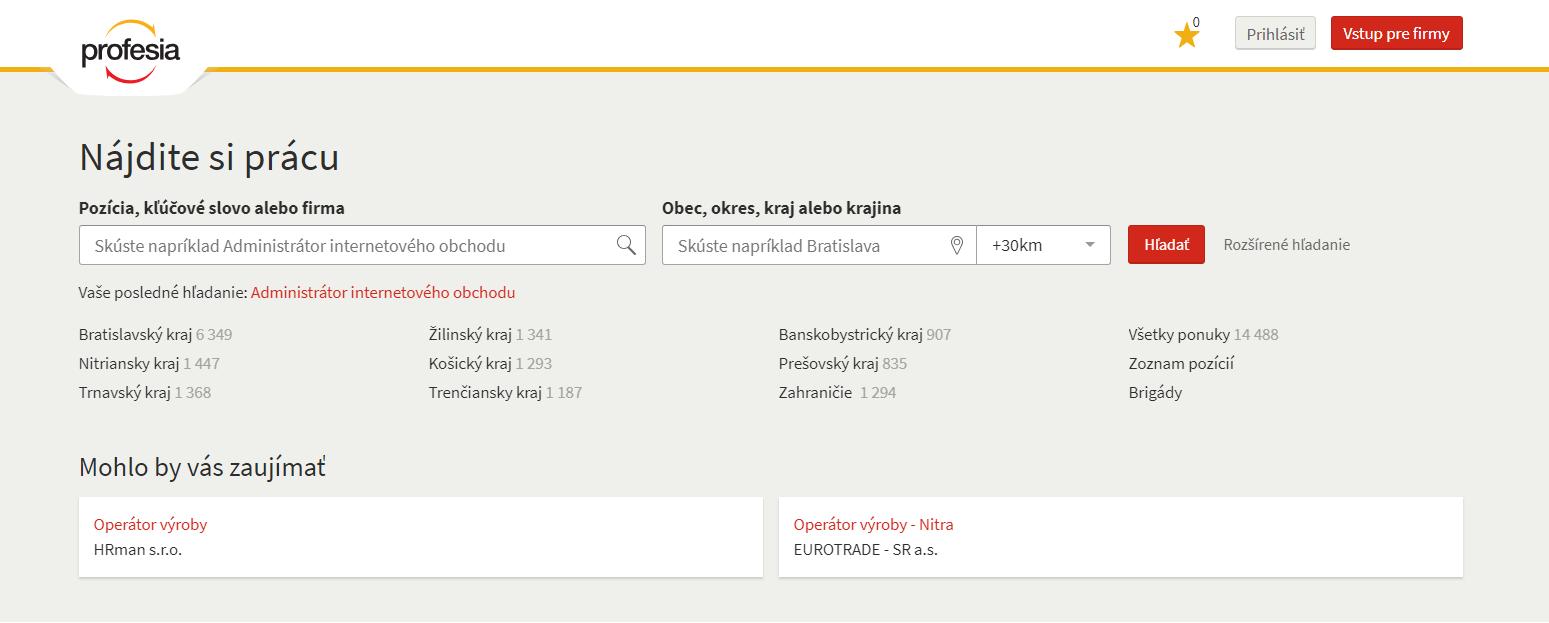 Zoznam voľných online dátumu lokalít na svete