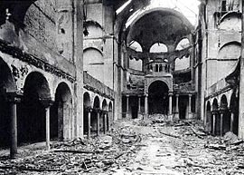 Kristallnacht - Night of Broken Glass