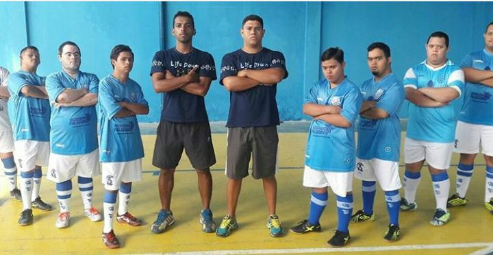 Resultado de imagem para Copa do Brasil de Futsal Down