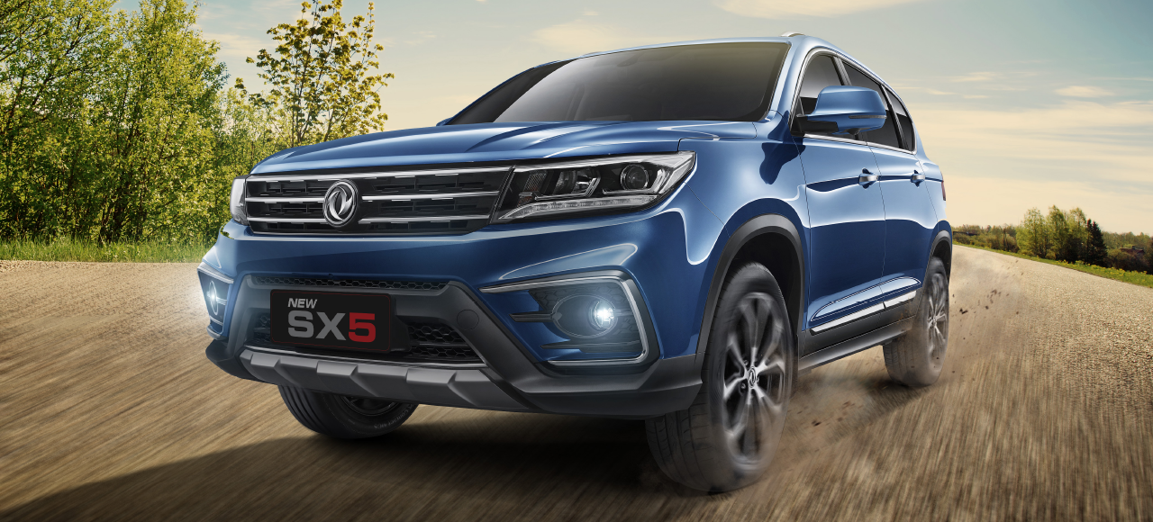 dongfeng sx5