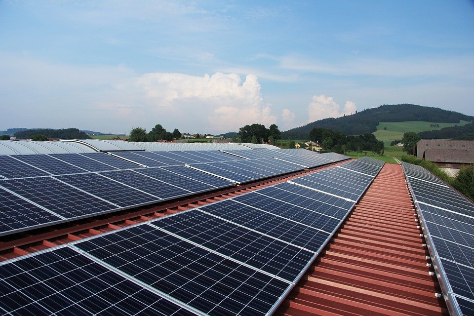 Solar Power, Solar Panels, Photovoltaics, Panels, Sun