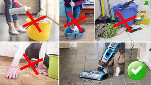 trước khi mua máy chà sàn nhà gia đình nên chú ý những gì