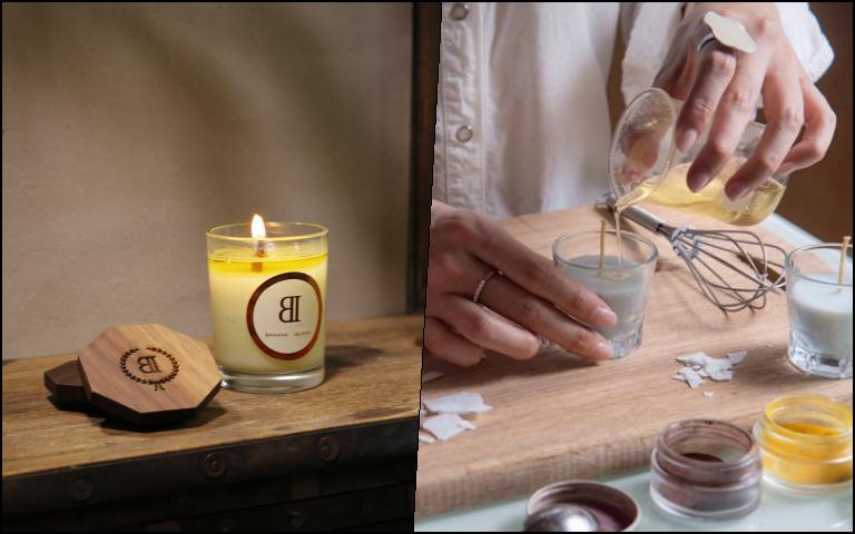 蠟燭DIY