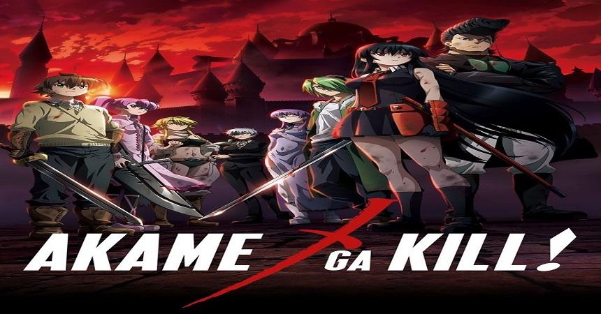 Akame ga Kill season 2 characters