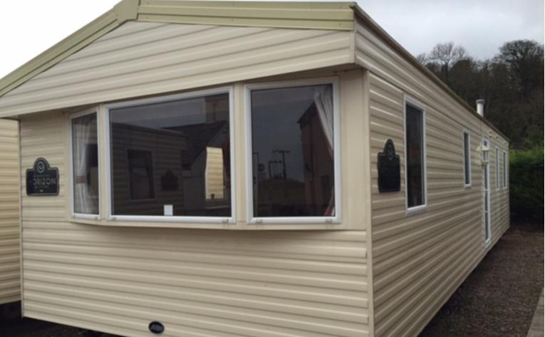 ABI Horizon Static Caravan For Sale North Wales