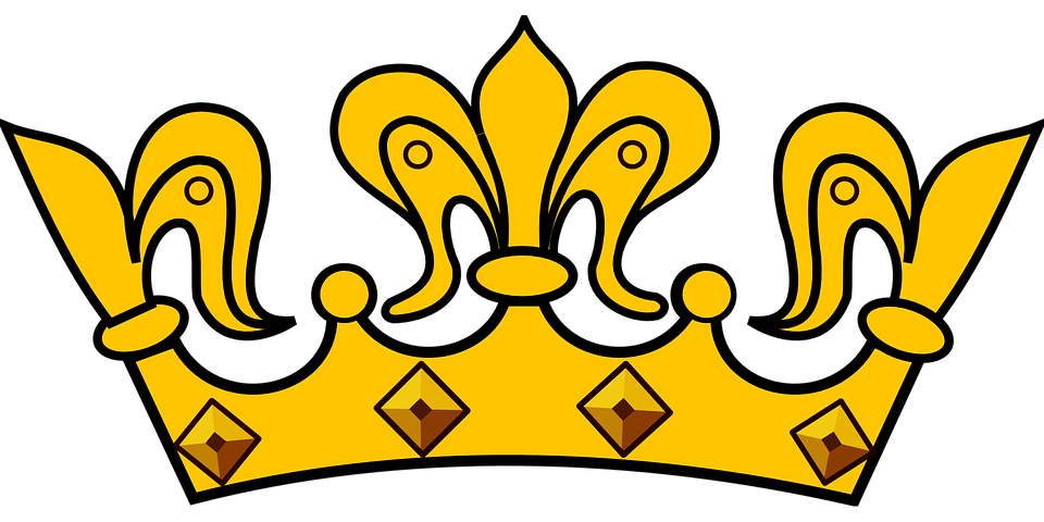 Free vector graphic: Crown, Golden, Gold, Rich, Royalty - Free ...
