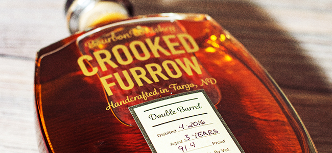 Crooked Furrow Bourbon by Proof Artisan Distillers