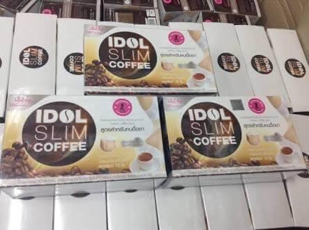 giảm cân cafe idol slim có hiệu quả
