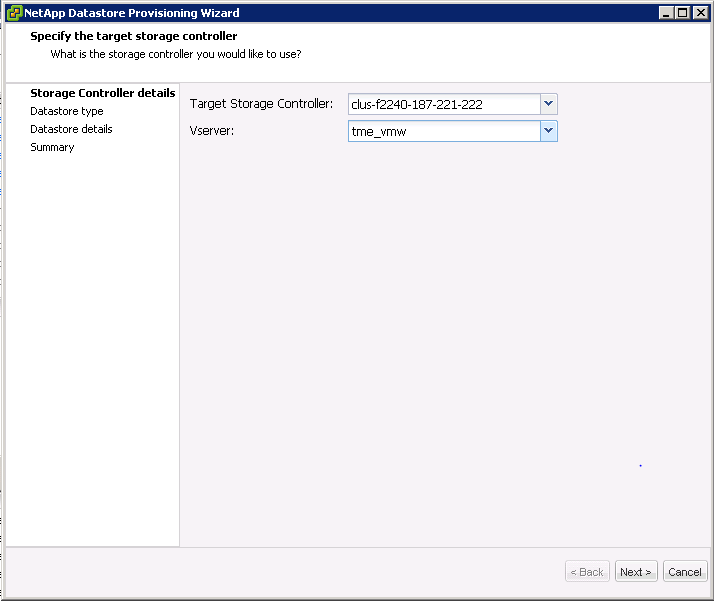 how to create an nfs export on clustered data ontap