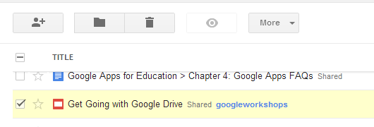 list of google apps for education