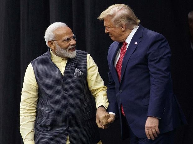Howdy Modi': PM speaks of India's data and diversity, Trump endorses him    Business Standard News