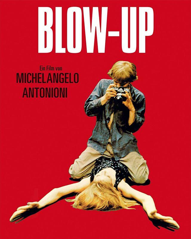 Blow-Up. Deseo de una mañana de verano (1966, Michelangelo Antonioni)