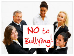 Bullying happens when authority figures are weak