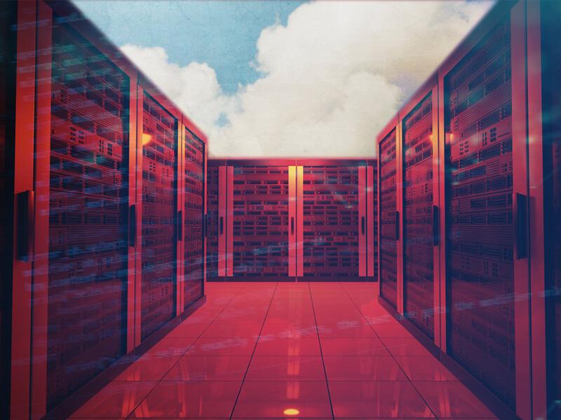 Khái niệm máy chủ đám mây ( Cloud server )