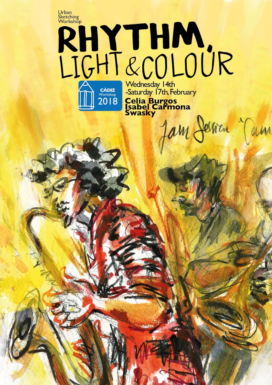 Rhythm Light Colour