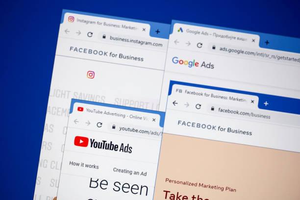 Google ads chrome page