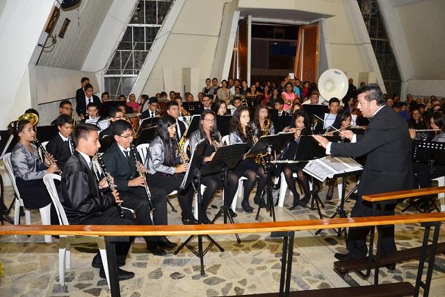 La Banda Sinfónica Juvenil de Armenia abre la convocatoria para nuevos integrantes