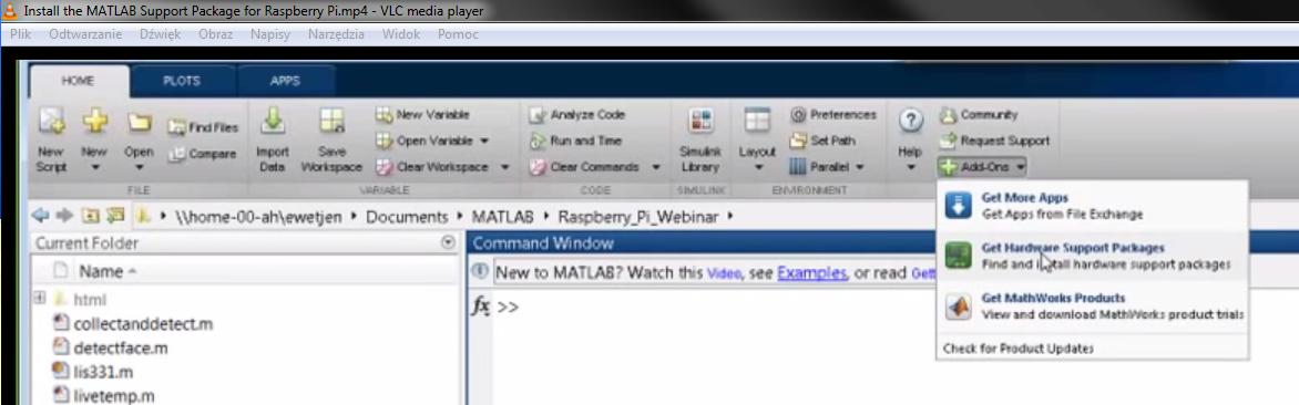 Raspberry Pi 3 & MathWorks Learn-to-Program    | element14