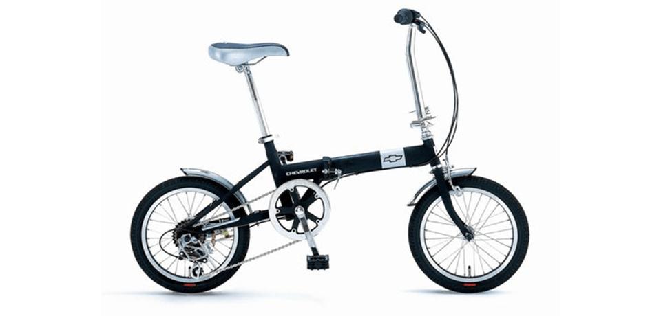 เทคนิคสุดเจ๋งในการเลือกจักรยานพับได้สำหรับมือใหม่จาก Chevrolet