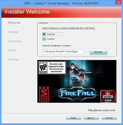 Download amd catalyst 11. 7 graphics driver.