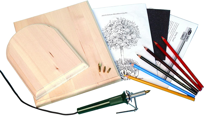 Woodburning-Kit