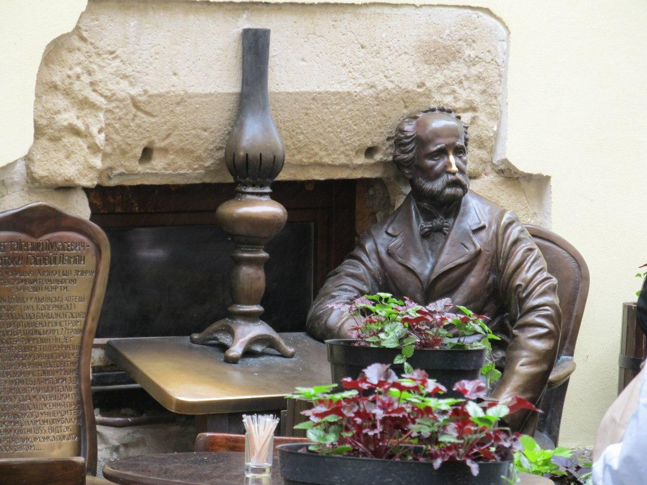 Ігнатій Лукасевич - винахідник гасової лямпи