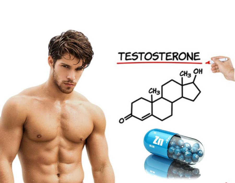 kẽm sinh học với sức khỏe nam giới