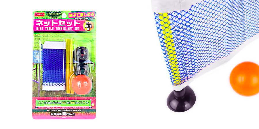 Daiso Goes Online: 8 Useful Things You Never Knew You Needed From Mini Table Tennis Net Set