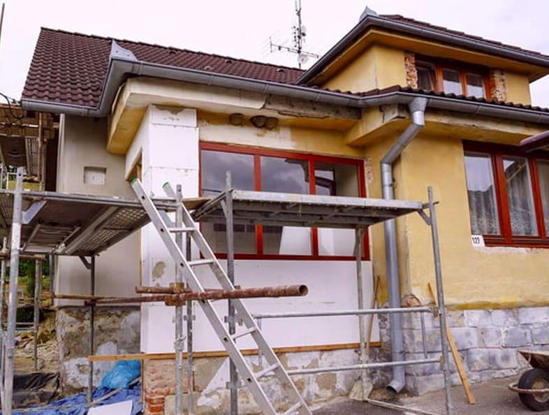 Mỗi tình trạng của căn nhà cần phải đưa ra phương hướng giải quyết