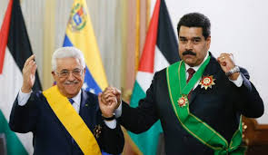 Billedresultat for venezuela and palestine