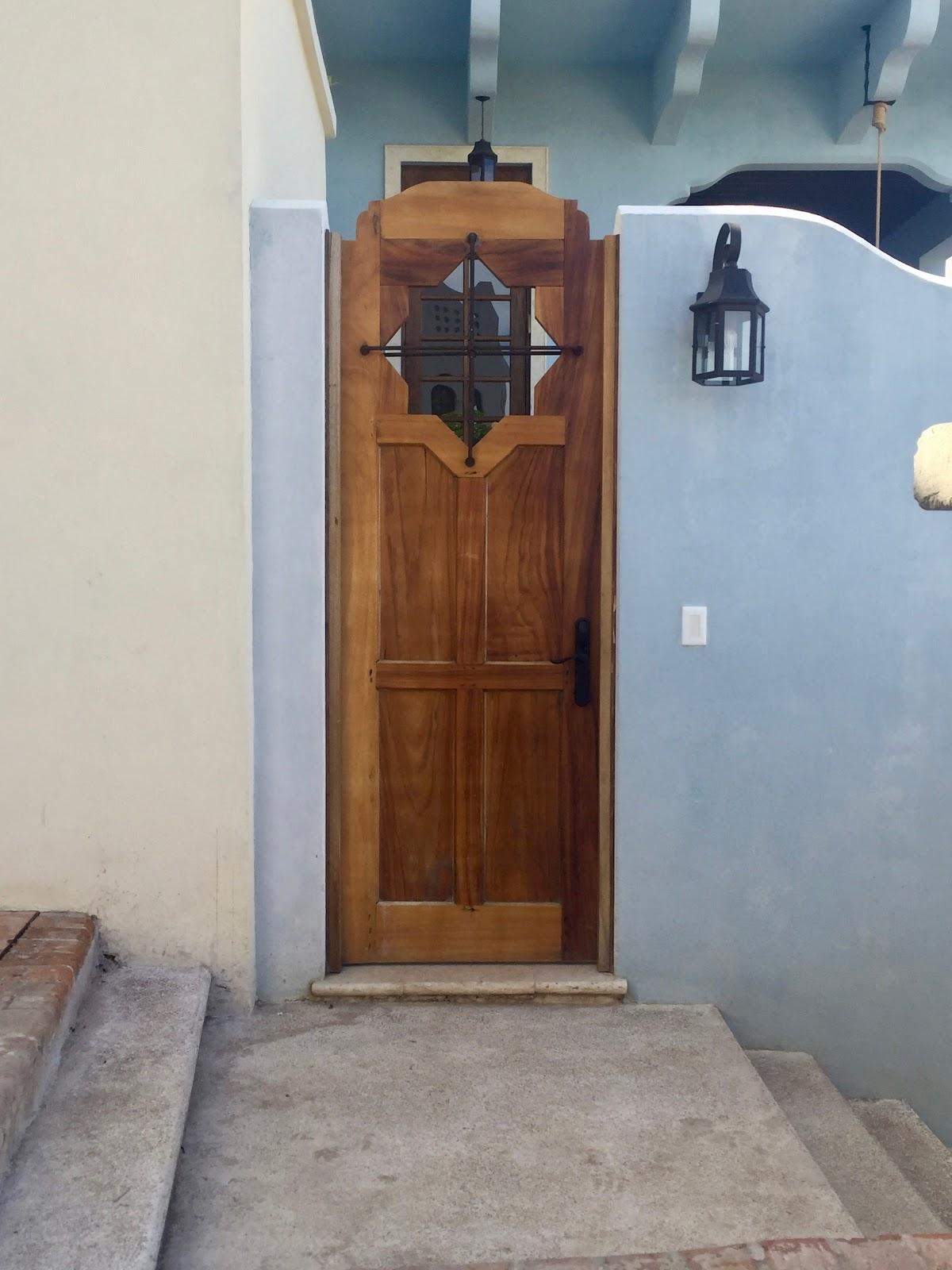 Casa Estrella Front Door