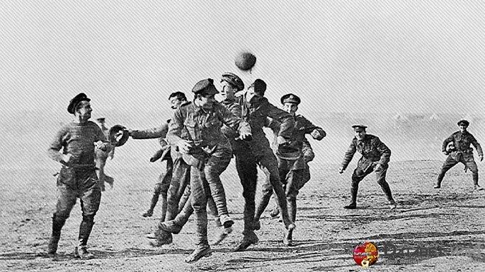 ประวัติฟุตบอล ในสมัยก่อน