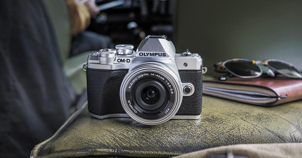 กล้องMirrorless การใช้งานยอดเยี่ยมรูปทรงสวยงามดูหรูดูวินเทจ